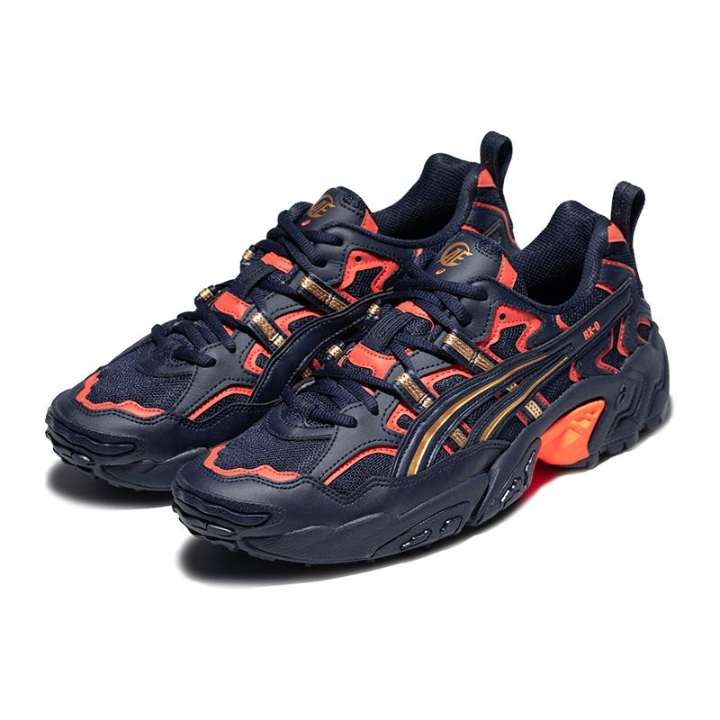 ASICS Tiger GUNDAM联名限量系列 GEL-NANDI 1203A099-400 男女休闲运动鞋