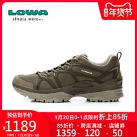 LOWA戶外INNOX男式低幫鞋透氣耐磨登山鞋作戰戰術靴 L310606