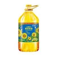 金龙鱼 葵花籽油 5.436L*2件+ 徐福记零食大礼包618g +凑单品