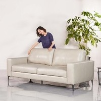 8H B5 Soft 真皮沙发组合 二人位
