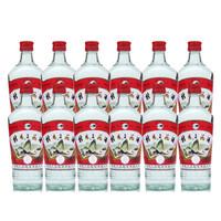 桂林三花酒 高度白酒 米香型  52度 480ml*12瓶  *2件