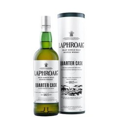 三得利(Suntory)拉弗格威士忌 英国进口洋酒 1/4四分之一桶单一麦芽威士忌 700ml *2件