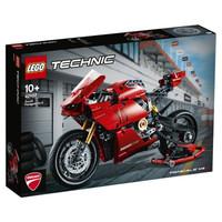 LEGO 乐高 科技系列 42107 杜卡迪V4R摩托车 *3件