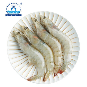 仁豪水产 国产白虾 净重500g *4件 +凑单品