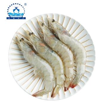 去冰净重、有券的上:仁豪水产 国产白虾 净重500g *4件 +凑单品