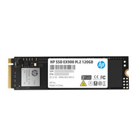 惠普(HP) 120G SSD固態硬盤 M.2接口(NVMe協議) EX900系列