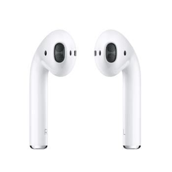 Apple 苹果 AirPods 2 半入耳式无线蓝牙耳机 有线充电盒 白色