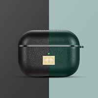 摩斯维 airpods pro3代 皮纹保护套 2色可选
