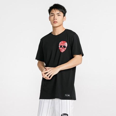 唯品尖货:PUMA 彪马 X BT 57822651 男子短袖T恤