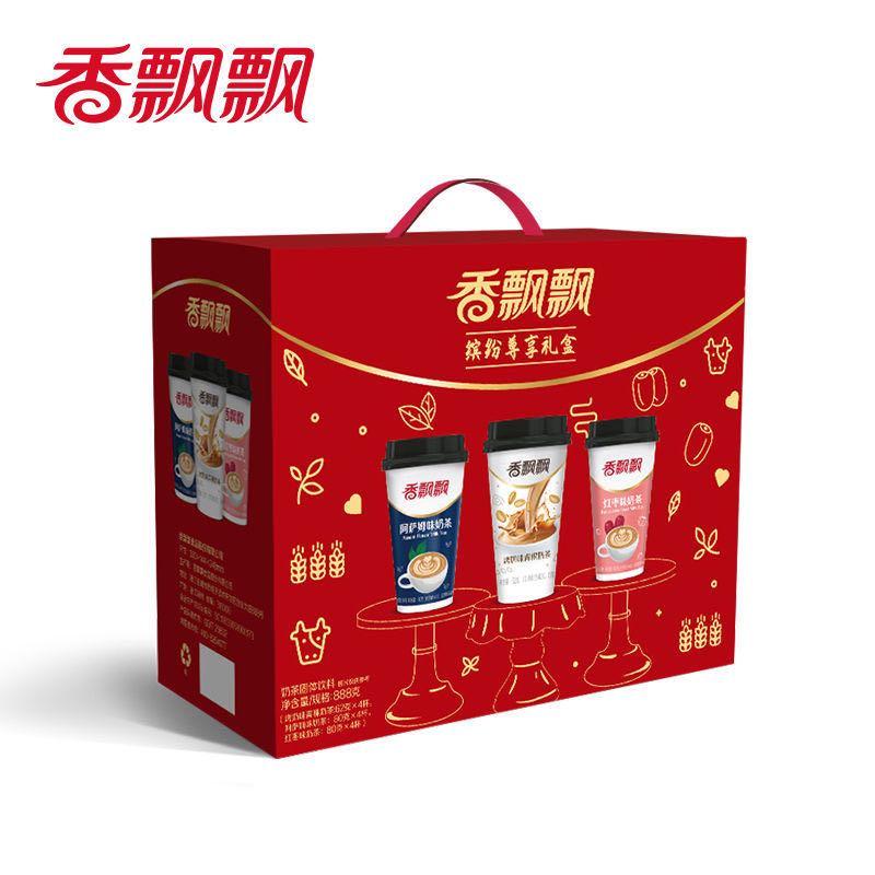 香飘飘 缤纷尊享礼盒 3口味 12杯