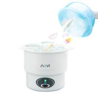 新贝ncvi消毒锅 婴儿奶瓶消毒器 XB-8602 10分钟 消毒