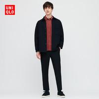 UNIQLO 优衣库 428970 男士衬衫长袖