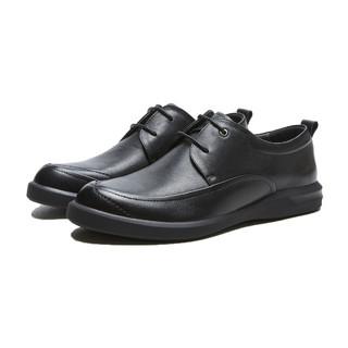 唯品尖货 : hotwind 热风 AGCP278 男士系带休闲皮鞋