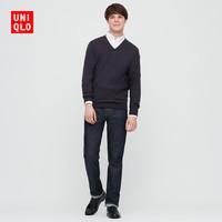 UNIQLO 优衣库 429065 男士V领针织衫