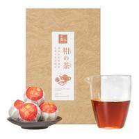 京东PLUS会员:十添一 小青柑普洱茶礼盒 250g