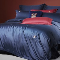 能hold住裸睡舒适感的才是好床品,四件套&被子这样选,舒服得不想起床