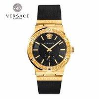 范思哲VERSACE手表瑞士制造时尚商务奢华男士石英表VEVI00220