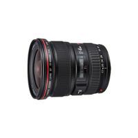 佳能Canon 单反相机镜头 红圈小三元镜头 广角标准 远摄 变焦 EF17-40mm F4L USM