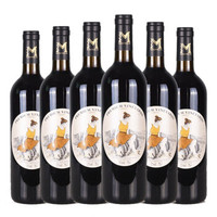 MANTOLOR  曼朵露 红酒    750ml*6瓶