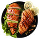 超级白菜日:SHARKFIT 鲨鱼菲特 速食鸡胸肉 100g*7袋 17.9元包邮(双重优惠)