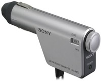 Sony Car FM Stereo Transmitter 耳道式/入耳式 黑色DCC-FMT3 银色