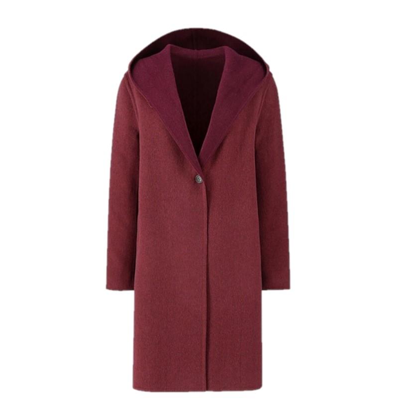 UNIQLO 优衣库 女士长款大衣 420227