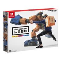 Nintendo 任天堂 Switch Labo 机器人套件