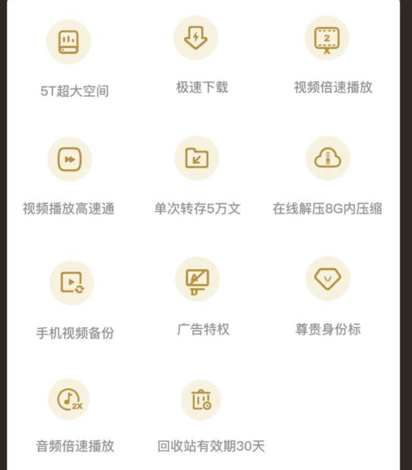 百度网盘超级会员SVIP年卡+京东PLUS年卡
