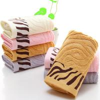 竹纤维毛巾加厚115克面巾洗澡毛巾