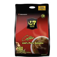 TRUNG NGUYEN G7 中度烘焙 速溶醇黑咖啡 2g*100杯