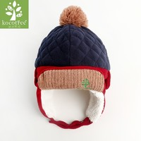kocotree KK树  儿童加厚保暖护耳帽