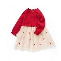 唯品尖货:Balabala  巴拉巴拉 儿童公主裙