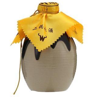 Niulanshan 牛栏山 二锅头白酒 珍品十五 45%vol 清香型白酒 400ml*6瓶 整箱装