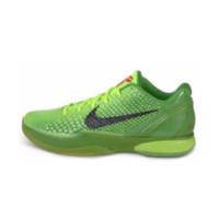 NIKE 耐克 Kobe系列 Zoom Kobe 6 Protro CW2190-300 男子篮球鞋 绿色/黑色 44
