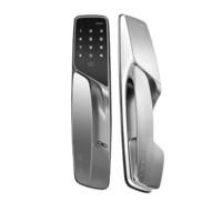 GATEMAN 盖德曼 A200 进口推拉式全自动电子锁 流光银
