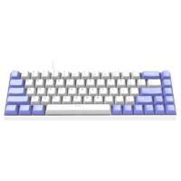 FL·ESPORTS 腹靈 F12 68鍵 雙模機械鍵盤 紫韻 RGB 杜若軸
