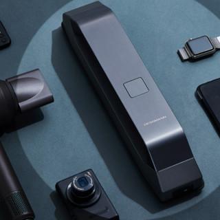 DESSMANN 德施曼 Q5P 全自动wifi智能指纹锁 高端黑