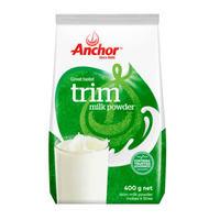 Anchor 安佳 脱脂乳粉 调制乳粉 400g *2件 +凑单品