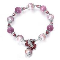 瑞妮莎 晶媛 淡水珍珠手链复古风手链 送女友款