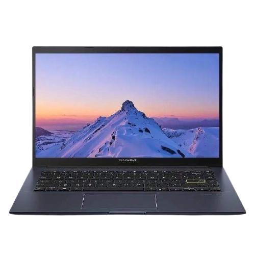 ASUS 华硕 VivoBook14 2020版 14英寸轻薄笔记本电脑 (i5-10210U、8GB、512GB、MX330)耀夜黑