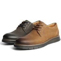 Belle 百丽 D3A10AM1 男士休闲皮鞋