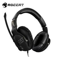 ROCCAT 冰豹 Khan PRO 头戴式 有线游戏耳机