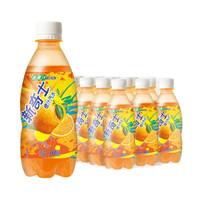 Watsons 屈臣氏 新奇士橙汁汽水  380ml*15瓶  +凑单品