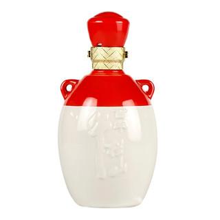 Niulanshan 牛栏山 百年陈酿 三牛 红瓷 42%vol 浓香型白酒 500ml 单瓶装