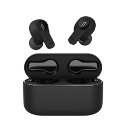 1more 万魔 PistonBuds 入耳式真无线蓝牙耳机 黑色