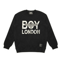 BOY LONDON 伦敦男孩 B93MT1003U 圆领休闲运动卫衣