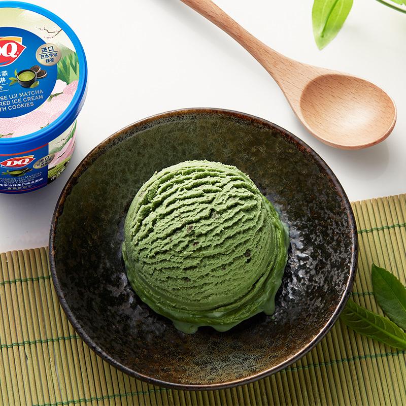 DQ   桶装冰淇淋   400g
