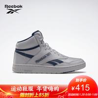 Reebok锐步 运动经典BB 4600男女中帮休闲鞋 EH3333_灰色/藏青色 42
