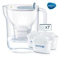 20日0点:BRITA 碧然德 Style 设计师系列 净水壶 3.5L 一壶7芯