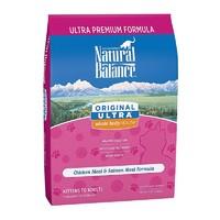 必买年货:Natural Balance 天衡宝 雪山鸡肉三文鱼特级全猫粮 15磅